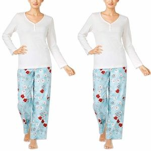 Charter Club Intimates Pajama Set Size XXL